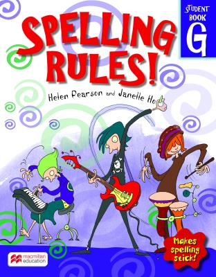Picture of Spelling Rules! South African Edition : Student Book G : Grade 7