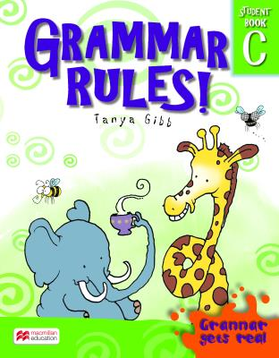 Picture of Grammar Rules! Book C South African Edition : Grade R