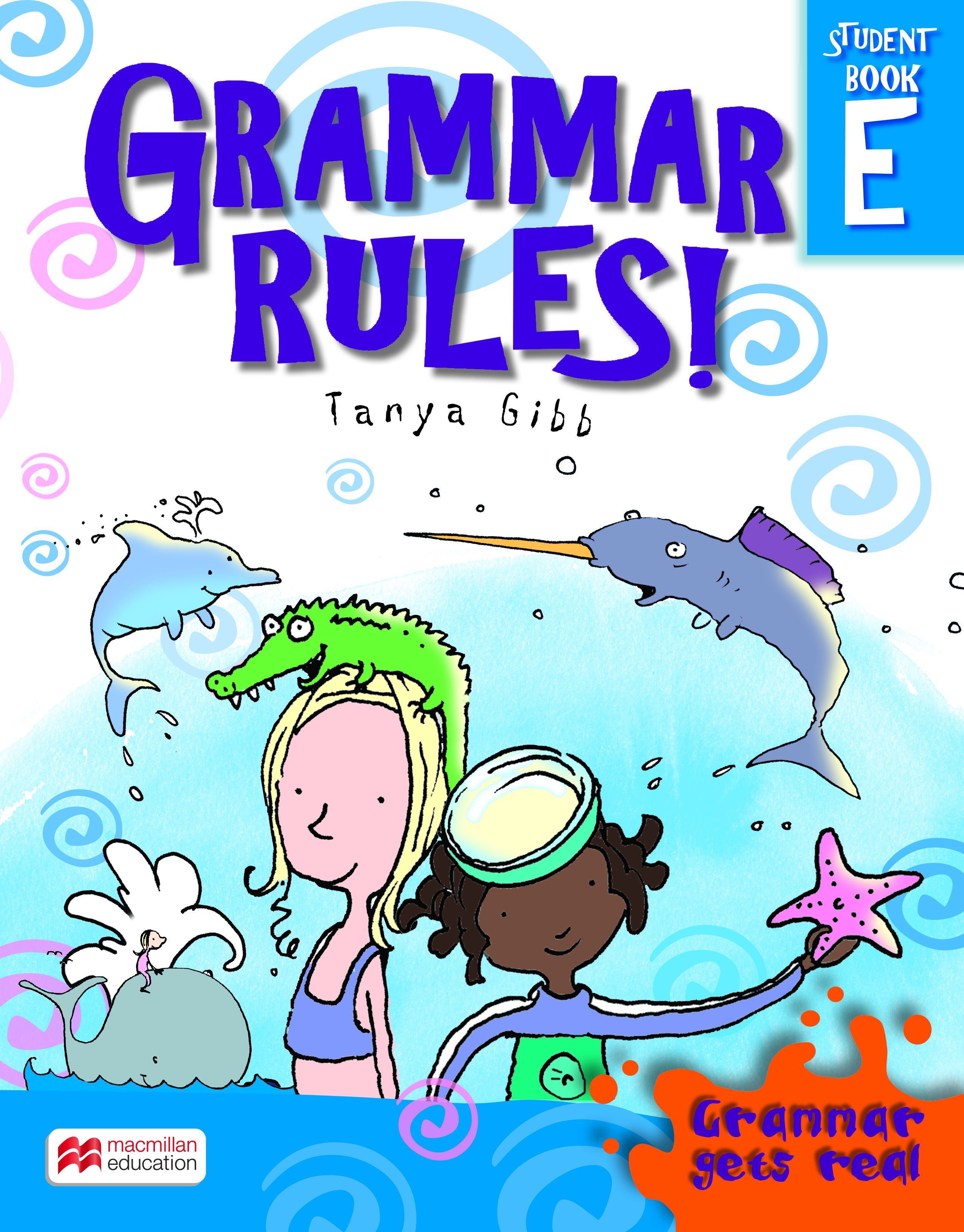 Picture of Grammar Rules! South African Edition : Book E : Grade R