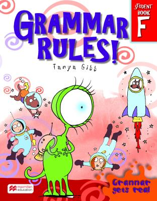 Picture of Grammar Rules! South African Edition : Book F : Grade R
