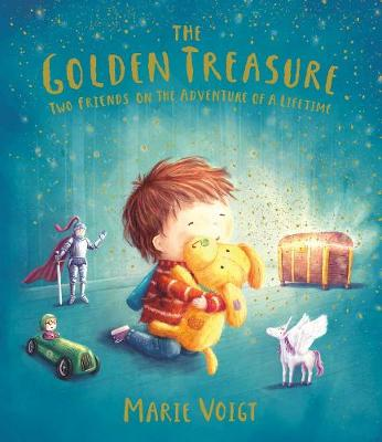 The Golden Treasure : Two friends on the adventure of a lifetime!