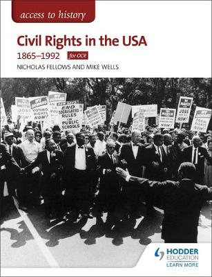 Picture of Access to History: Civil Rights in the USA 1865-1992 for OCR