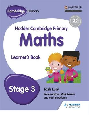 Picture of Hodder Cambridge Primary Maths Learner's Book 3