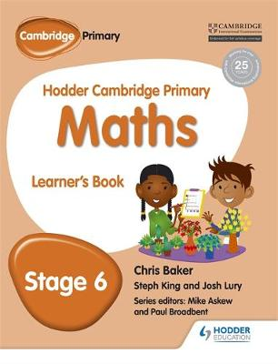Picture of Hodder Cambridge Primary Mathematics Learner's: Book 6