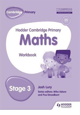Picture of Hodder Cambridge Primary Maths Workbook 3