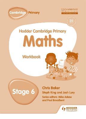 Picture of Hodder Cambridge Primary Maths Workbook 6