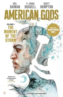Picture of American Gods: The Moment of the Storm
