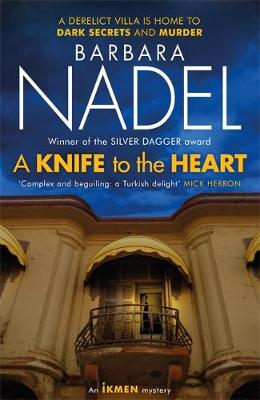 Picture of A Knife to the Heart (Ikmen Mystery 21)