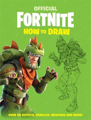 Picture of FORTNITE Official: How to Draw