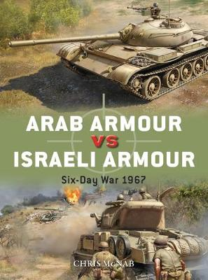 Picture of Arab Armour vs Israeli Armour : Six-Day War 1967