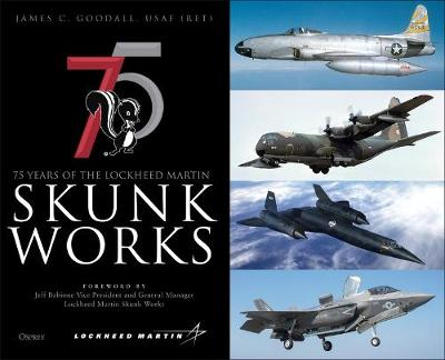 Picture of 75 years of the Lockheed Martin Skunk Works