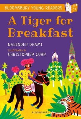 Picture of A Tiger for Breakfast: A Bloomsbury Young Reader