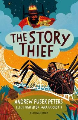 The Story Thief: A Bloomsbury Reader