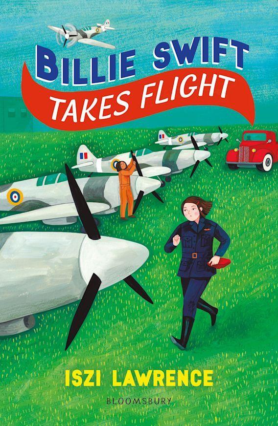 Billie Swift Takes Flight