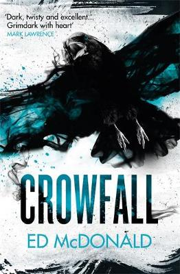 Picture of Crowfall : The Raven's Mark Book Three