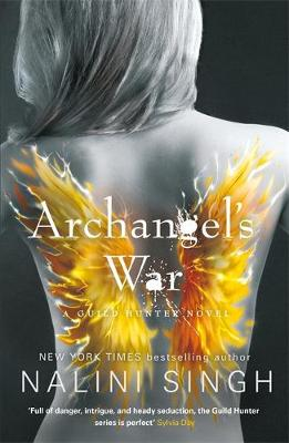 Picture of Archangel's War : Guild Hunter Book 12