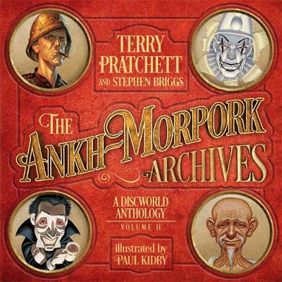 The Ankh-Morpork Archives: Volume Two