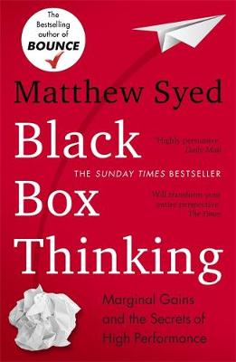 Picture of Black Box Thinking