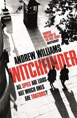 Witchfinder : the ultimate Cold War spy story