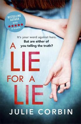 A Lie For A Lie : What is the worst lie you've ever told?