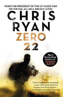 Zero 22: Danny Black Thriller 8