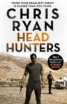 Picture of Head Hunters : Danny Black Thriller 6