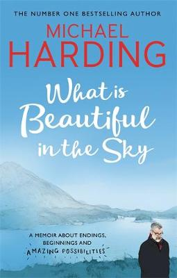 What is Beautiful in the Sky : A book about endings and beginnings