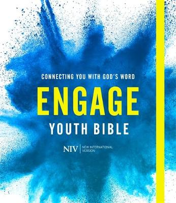 Picture of Engage : The NIV Youth Bible - Connecting You With God's Word