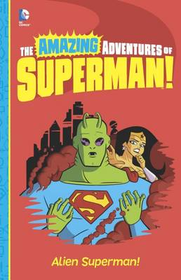 Picture of Alien Superman!