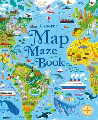 Picture of Map Mazes