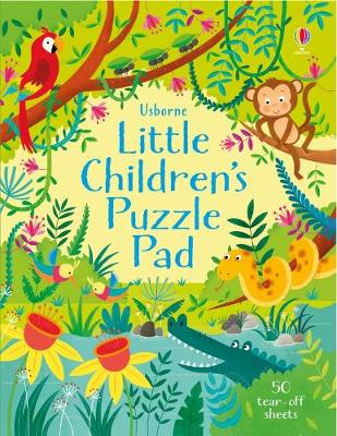 Picture of Little Children's Puzzle Pad