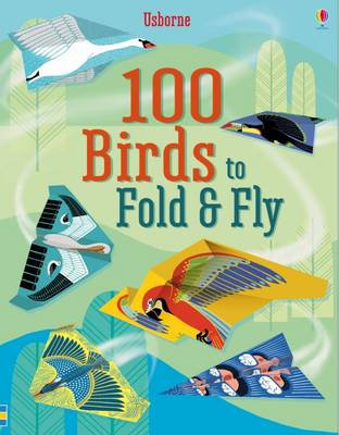 Picture of 100 Birds to Fold and Fly