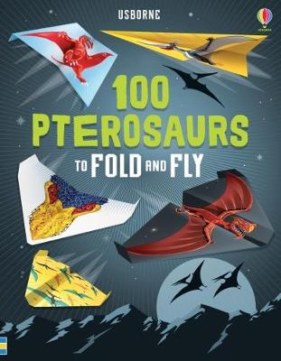 Picture of 100 Pterosaurs to Fold and Fly