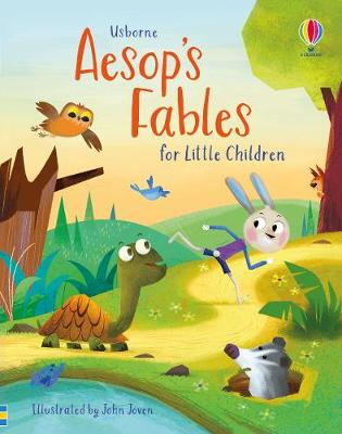 Picture of Aesop's Fables for Little Children