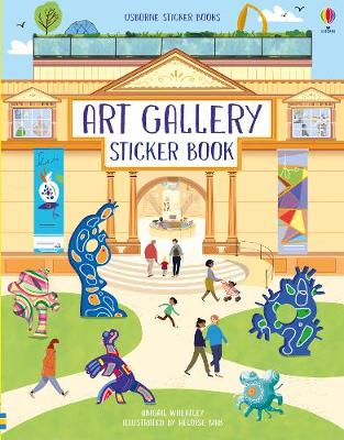 Picture of Art Gallery Sticker Book