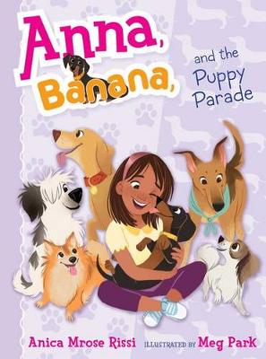 Picture of Anna, Banana, and the Puppy Parade