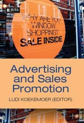 Picture of Advertising and sales promotion