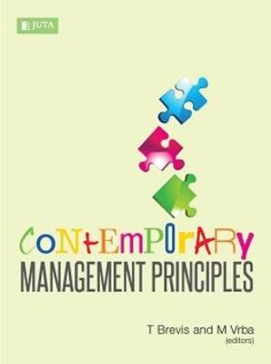 Picture of Contemporary management principles