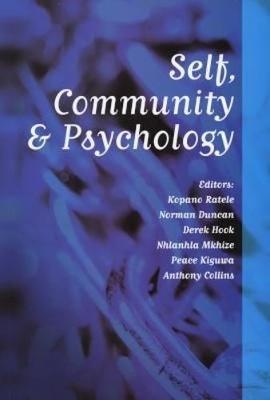 Self, community & psychology