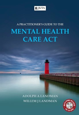 Picture of A Practitioner's Guide to the Mental Health Care Act