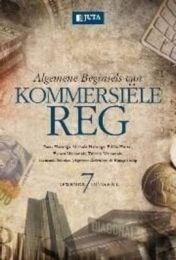 Picture of Algemene beginsels van kommersiele reg