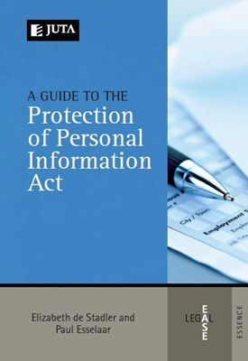 Picture of A guide to the protection of personal information act