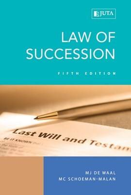 Picture of Law of succession