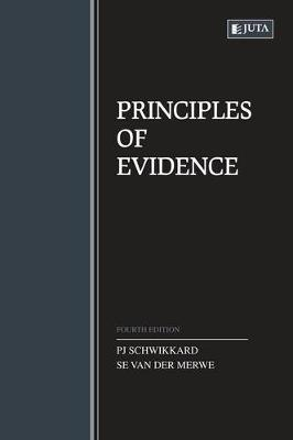 Picture of Principles of Evidence