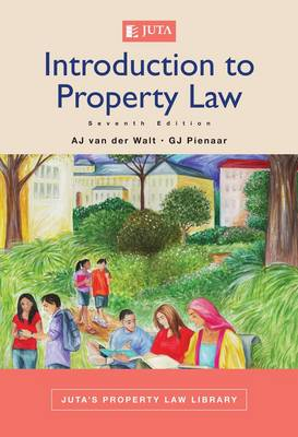 Picture of Introduction to the law of property