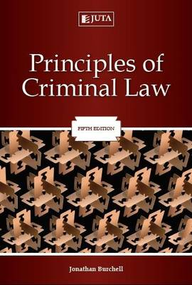 Picture of Principles of criminal law
