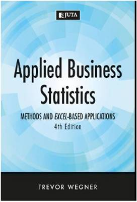 Picture of Applied business statistics