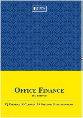 Picture of Office finance