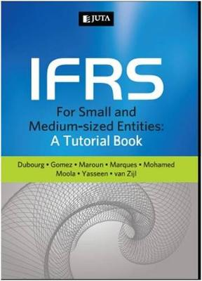 Picture of IFRS : For small and medium-sized entities: A tutorial book