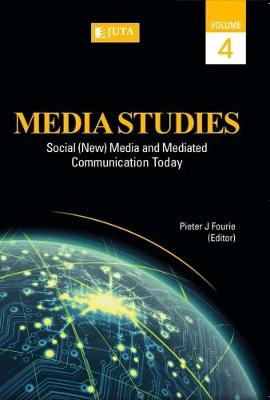 Picture of Media studies: Volume 4 : Social (new) media and mediated communication today